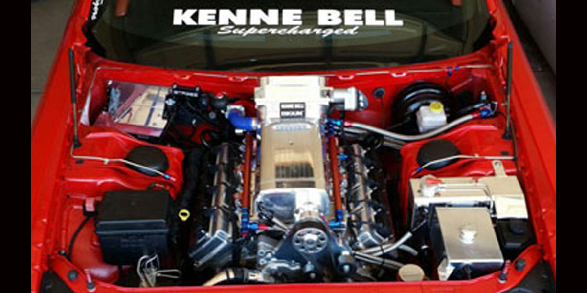 Kenne Bell Superchargers DODGE-08 & up