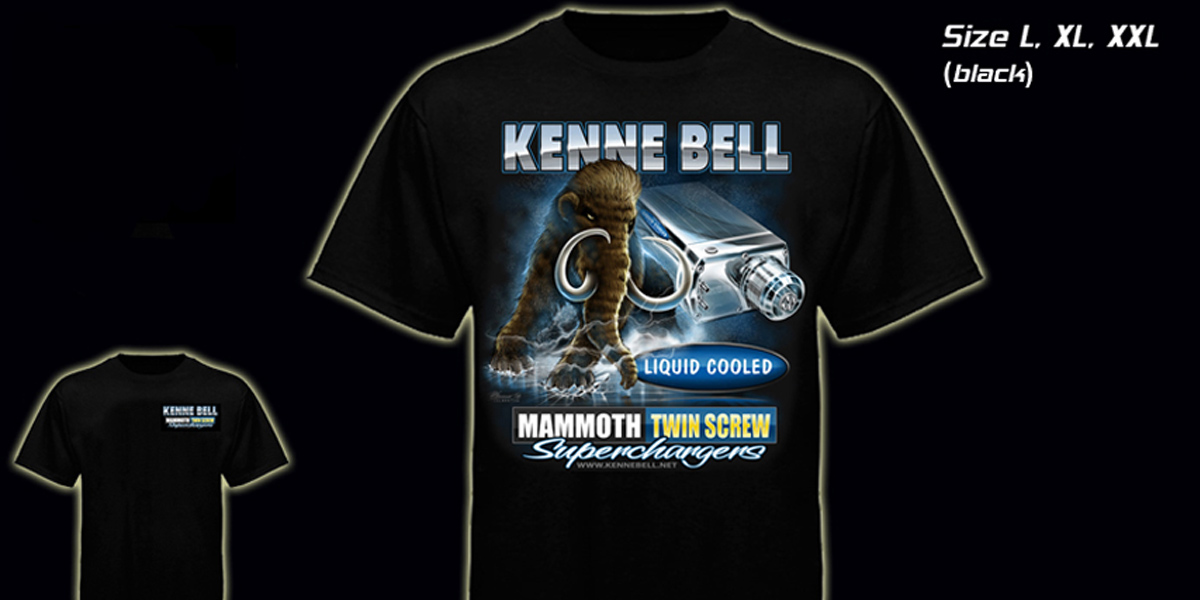 T-Shirts | Kenne Bell