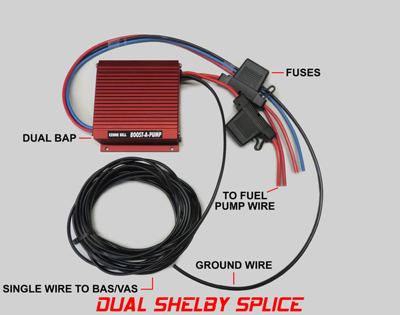boost a pump kenne bell relay for fuel pump dual fuel pump wiring harness for boost #7