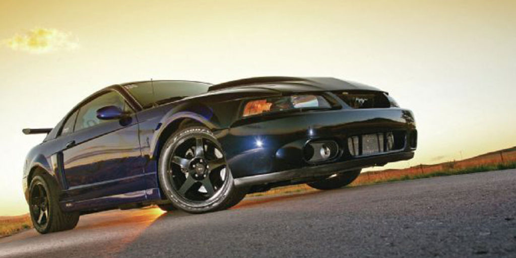 Ford Mustang Cobra Terminator Kenne Bell Press X
