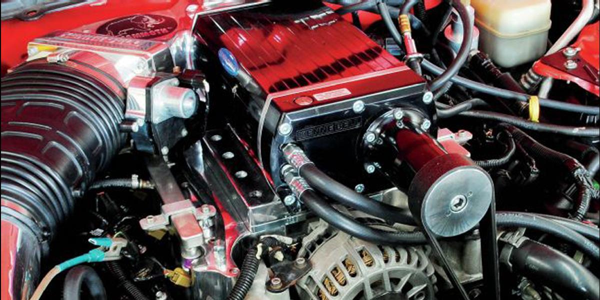 Mod Motor Math by Richard Holdener | Kenne Bell